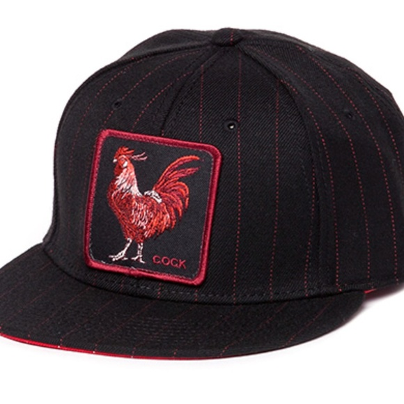 e9254010 Goorin Brothers Accessories | Goorin Bros Red Rooster Trucker Hat ...